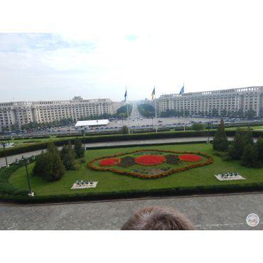 Vizita la Palatul Parlamentului