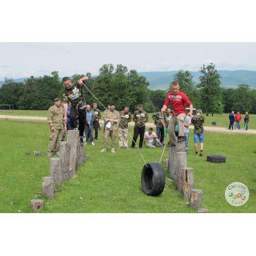 Excursie 3 zile ARMY TRIP: Arsenal Park Orastie